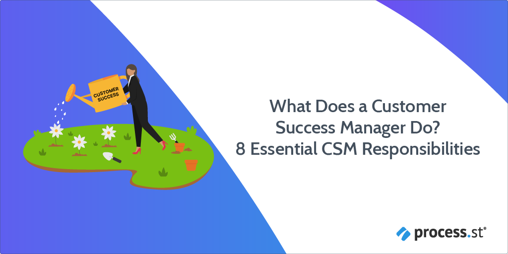 what does a customer success manager do